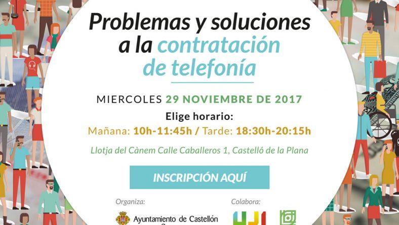 Problemas y soluciones a la contratación de telefonía